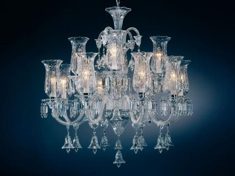 Классический светильник Preciosa PETRINAC 5571/00/012