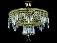 Купить люстру хрустальную IRIS dia 400 1437-110