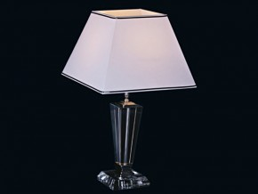 Купить хрустальную настольную лампу 007-163