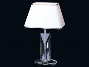 Купить хрустальную настольную лампу 007-168