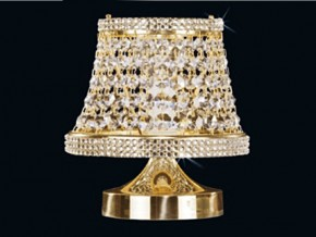 Купить хрустальную настольную лампу 012-328